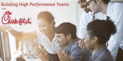 Building high performance teams