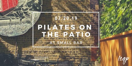 LSQP Pilates on the Patio  tickets