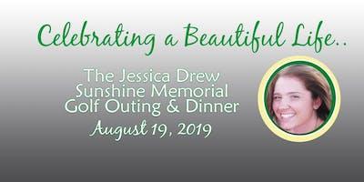The 2019 Jessica Drew Sunshine Memorial Golf Outing & Reception