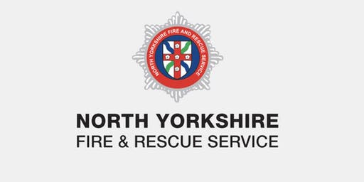 'Have a go' Awareness Session - North Yorkshire Fire & Rescue Service