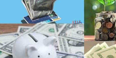 Financial Wellness Workshop tickets