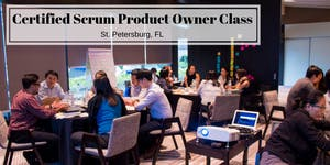 Certified Scrum Product Owner (CSPO) Training Class -...