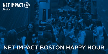 Net Impact Boston Summer Happy Hour tickets