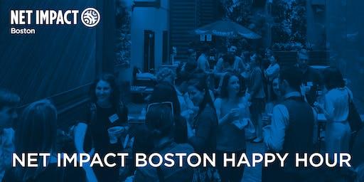 Net Impact Boston Summer Happy Hour