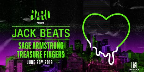 Jack Beats with Sage Armstrong and Treasure Fingers tickets