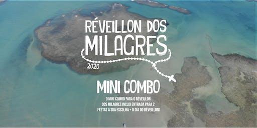 Réveillon dos Milagres 2020 -  Mini Combos
