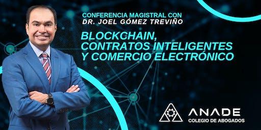 BLOCKCHAIN, CONTRATOS INTELIGENTES Y COMERCIO ELECTRÓNICO
