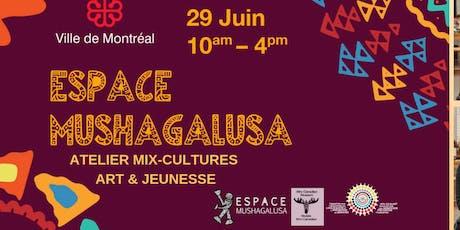 Journée de jeunes sur le patrimoine culturel africain et diversité montréalaise billets