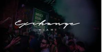 CLUB EXCHANGE- PARTYBUS + OPEN BAR