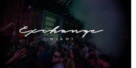 CLUB EXCHANGE- PARTYBUS + OPEN BAR  tickets
