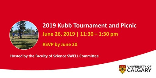 2019 Kubb Tournament and Picnic