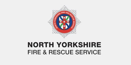 'Have a go' Awareness Session - North Yorkshire Fire & Rescue Service tickets
