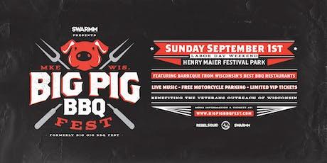 Big Pig BBQ Fest tickets