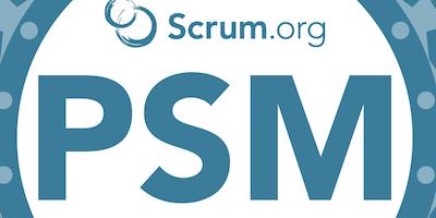 Scrum.org Professional Scrum Master - Leeds - October 2019