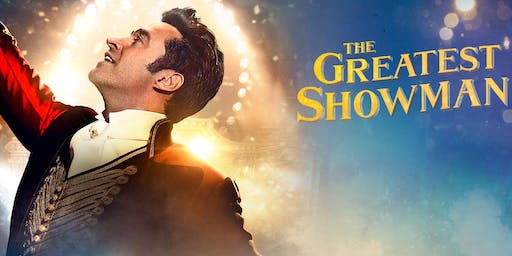 KWIC Film Night: The Greatest Showman