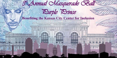 3rd Annual Masquerade Ball Purple Prince Benefiting KCCI