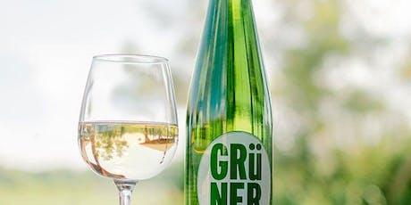 Making a 'case' for GRUNER VELTLINER, Austria's revolutionary white wine tickets