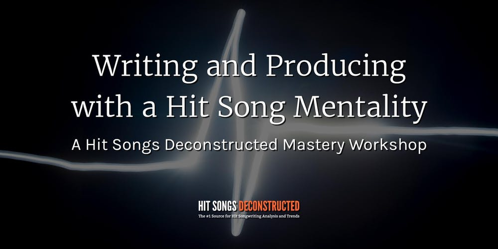 Top 100 Hits 2020.Writing Producing Thinking With A Hit Song Mentality January 2020