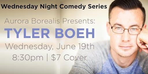 Wednesday Night Comedy at Aurora Borealis