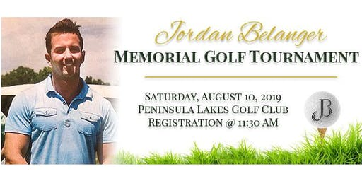 Jordan Belanger Memorial Golf Tournament