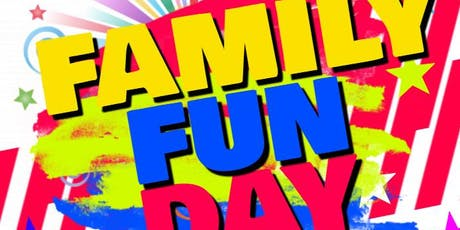 Family Fun Day 2019! tickets