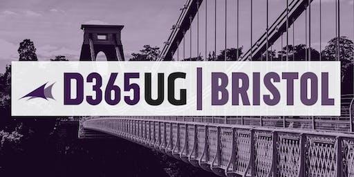 D365 UG | BRISTOL - Autumn 2019