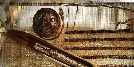 Saori Weaving With Natural Fibres tickets