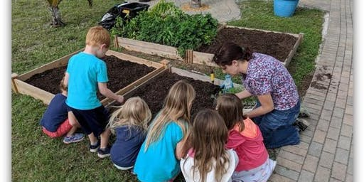 School Garden Elementary Teacher Workshop