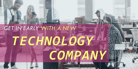 Providence, RI - Get in early with a NEW TECH COMPANY! tickets