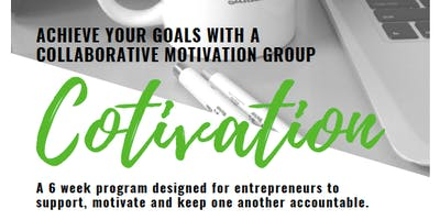Cotivation aka Collaborative Motivation