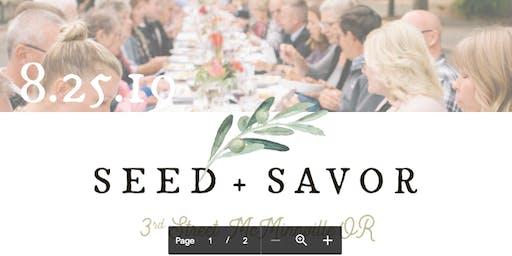 Seed and Savor
