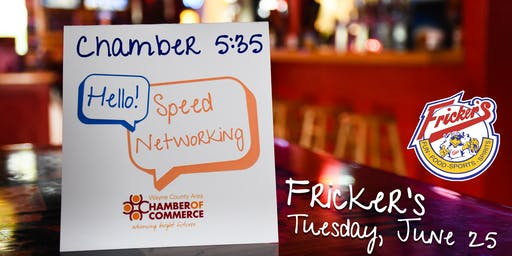 Chamber 5:35: Speed Networking