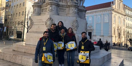 Original Free Walking Tour Lisbon bilhetes