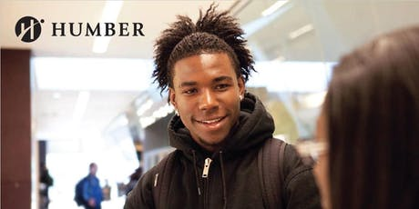 Humber College Youth Transition Program (October 2019 Intake) tickets
