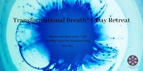 One Day Transformational Breath Retreat entradas