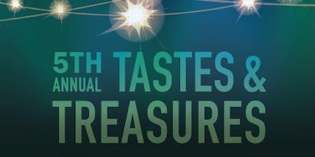Girls Inc. 5th Annual Tastes & Treasures Event tickets