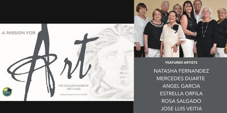 Art Exhibition: A Passion of Art by  MB Adult Education Seniors tickets