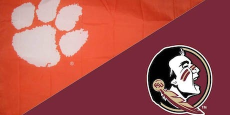 2019 Clemson/FSU Game Bus Trip tickets