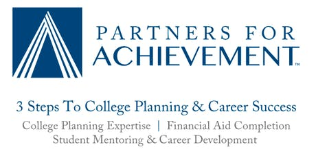 3 Steps To College Planning & Career Success - Oak Park (3S) tickets