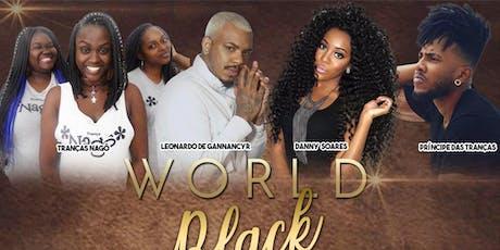 Workshop World Black ingressos