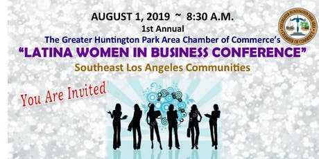 Latina Women in Business Conference tickets