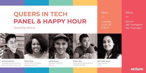 Queers in Tech Mixer