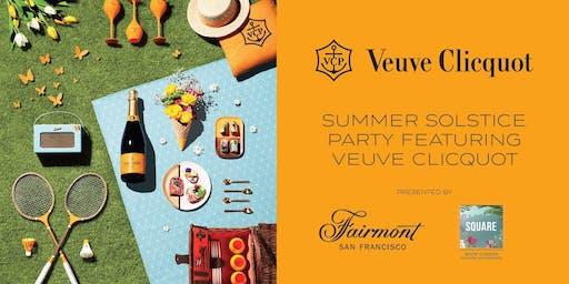 Veuve Clicquot Summer Solstice