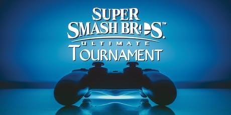 Super Smash Bros. Ultimate Tournament tickets