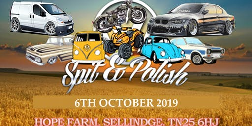 Spit and Polish Motor Show