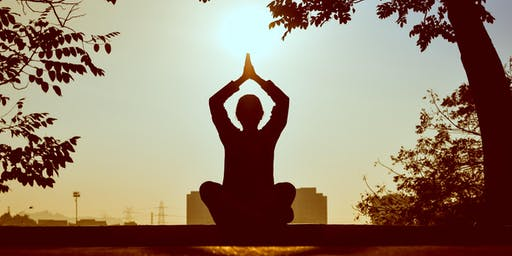 International Day of Yoga at Bowen Branch Library