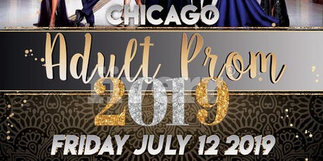 Pass The Beauty Red Carpet 1st Annual Chicago Adult Prom  tickets