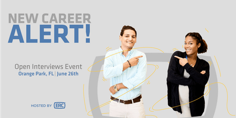 ERC Orange Park Open Interviews 6/26 tickets