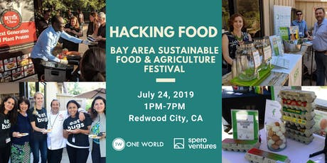 Hacking Food - Bay Area Sustainable Food & Agriculture Festival tickets
