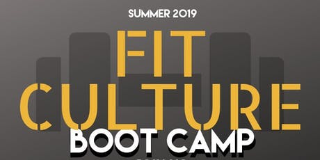 Fit Culture Bootcamp tickets